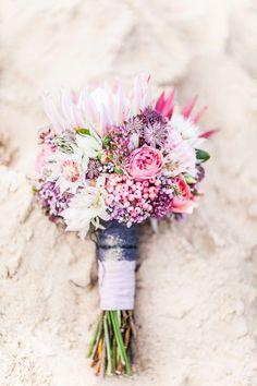 Wer einen etwas anderen Brautstrauß zur Hochzeit möchte, findet hier Inspiration!