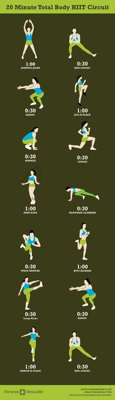 20-Minute Total Body