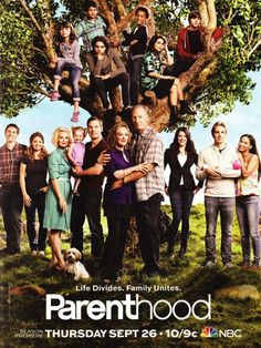 Parenthood Season 5 I am addicted to this show! Soooo much like my family :)