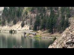 Kaoham Shuttle - Lillooet to Seton Portage - YouTube #ExploreGoldCountry