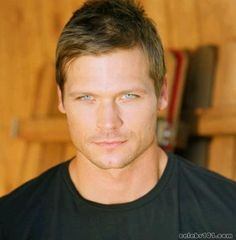 bailey chase - those eyes....