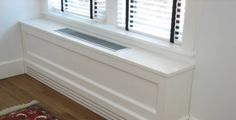 Custom closets, radiator covers, ac covers, bookcases, media cabinets