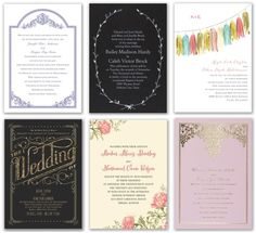 25 % discount on @Invitations by Dawn wedding invites for Bridal Musings readers until July 2014! Pin it forward!