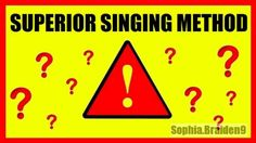 This review is for all of you, who would like to learn how to sing. :)