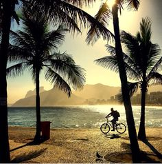 Praia do Arpoador - Rio de Janeiro. Relax with these backyard landscaping ideas and landscape design. Vacation Pictures, Travel Pictures, Best Places To Travel, Cool Places To Visit, Travel Abroad, Beautiful Beaches, Beautiful Pictures, Scenery, Nature