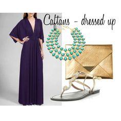 Caftan dressed up