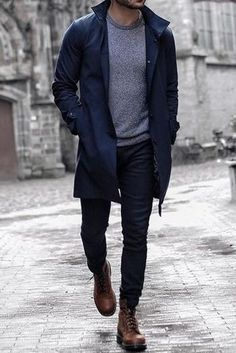 fashion menswear outfits Denim sweater mens men shirt hoodie wear style fashstop tracksuit vans converse street fash stop jeans ripped jeans denim shirts jacket hoodie boots tee Shorts Summer abs gym workout Mens Fall Outfits, Stylish Mens Outfits, Casual Outfits, Men Casual, Autumn Outfits, Stylish Shirts, Denim Shirt With Jeans, Denim Shirts, Ripped Jeans