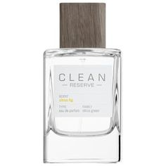 Shop Reserve Citron Fig by CLEAN at Sephora. This scent combines sweet fig and zesty lemon with notes of ginger, cardamom, and mint over a warm, woody base.