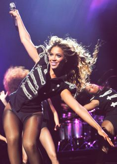 Beyonce at Jay-Z's 9/11 anniversary show