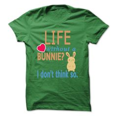Life without a Rabbit T-Shirts, Hoodies. Get It Now ==> https://www.sunfrog.com/Pets/Life-without-a-Rabbit.html?id=41382