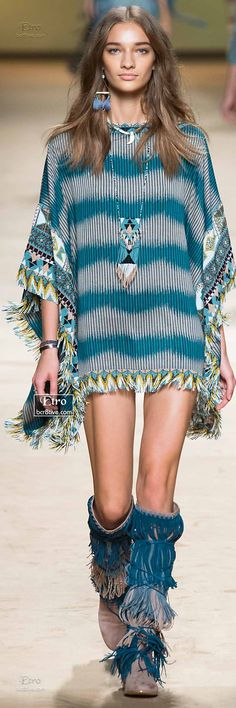 Native American Inspired & very Bohemian. Lots of Fringe, Knee High Wrap Moccasins, Medicine Bag