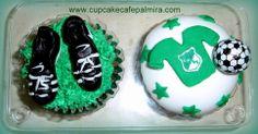 Soccer Cupcakes Deportivo Cali