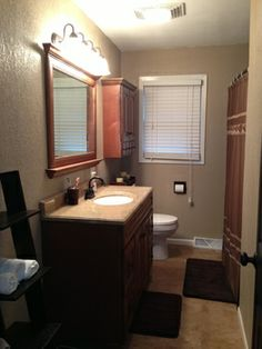 Bathroom Renovation #ryobination #diy