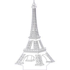 Eifel tower illusion vector file for CNC - 3d Laser, Laser Cut Wood, 3d Illusion Art, 3d Optical Illusions, Laser Cutter Projects, Christmas Stencils, 3d Light, 3d Cnc, Thinking Day