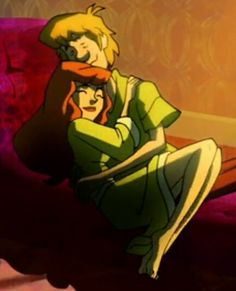 Scooby Doo Daphne And Shaggy Scooby Doo Mystery Inc...