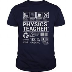 Awesome Shirt For Physics Teacher T-Shirts, Hoodies (22.99$ ==► Order Here!)