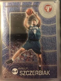 2002 Topps Pristine Wally Szczerbiak 17 Timberwolves Near Mint Combined s Amp H | eBay