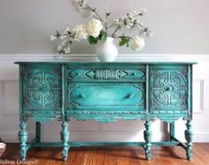Antique Late 1800's English Victorian by FrenchCountryDesign