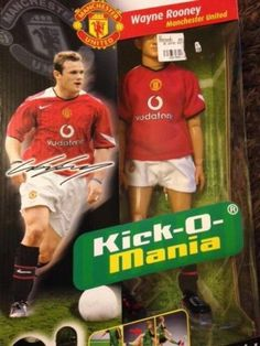 Wayne Rooney Doll 0.99+3
