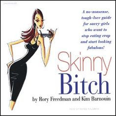 not a book about being a bitch trust me, a fact after fact tell all on what we don't know about what we're eating