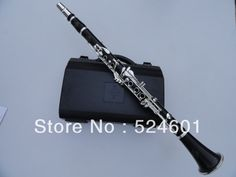 390.28$  Buy now - http://alio5l.worldwells.pw/go.php?t=992697131 - Brand New Buffet Crampon&Cie APARIS Clarinet 17 Key Bb with Case / 1986 E13 Sandalwood Ebony Tube Playing Musical Instruments 390.28$