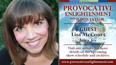Provocative Enlightenment Presents: Write Your Juice Live Your Joy with ...