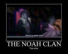 The Noah Clan by grachiel on DeviantArt