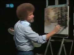 Bob Ross Tranquil Dawn - The Joy of Painting  (Season 21 Episode 2)