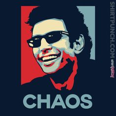 Chaos Ian Malcolm by Tabner's Illustrations (08/22)