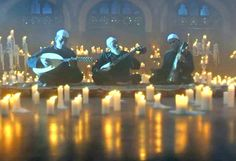 The War On Christmas Is Over - Muslim Sufi Artists Play Favorite Christmas Songs (Video)