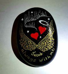 For a friend Mandala Rocks, Stone Art, Music Instruments, Dots, Stitches, Musical Instruments, Rock Art, Pebble Art