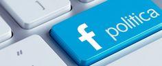Los políticos hoy en día conocen el poder de Facebook para alcanzar a la…