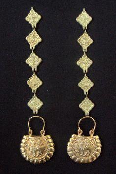 Reproduction Riasna . Kiev Rus' 12-13 c. material: bronze