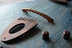STRADI Guitar by Marek Dąbek – 2 of 3