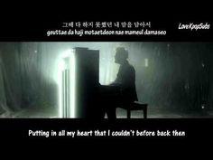 Shin Yong Jae - The Reason I Became A Singer MV [English subs + Romanization + Hangul] HD