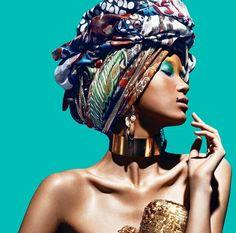 Africa. Fashion.