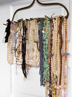 Construct a Jewelry Hanger