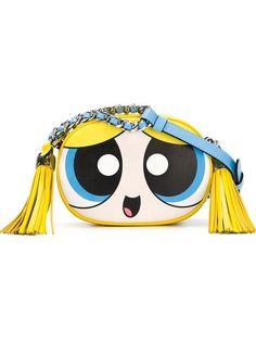 Shop Moschino Powerpuff Girls crossbody bag in Jean Pierre Bua from Barcelona, Spain.