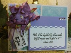 my first joy fold card by - Cards and Paper Crafts at Splitcoaststampers Joy Fold Card, Just Ink, Paper Crafts, Stamp, Cards, Tissue Paper Crafts, Paper Craft Work, Stamps, Papercraft