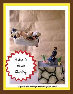 Cornelius & Peter's Vision lesson, ideas and printables Preschool Bible Lessons, Bible Lessons For Kids, Christian Kids Crafts, Sunday School Crafts, Cornelius, Bible Crafts, Bible Stories, Names Of Jesus, Pictures To Draw