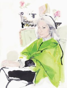 portraits of legendary San Francisco socialite, Denise Hale.