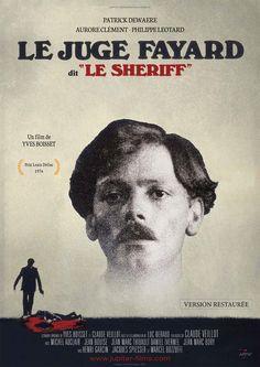 """""""Le Juge Fayard, dit le Shérif"""" d'Yves Boisset, le 4/02 à 16h http://www.forumdesimages.fr/les-films/les-programmes/que-justice-soit-faite/le-juge-fayard"""