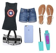 """""""Summer ☀ ☀"""" by lifestyle-outfits on Polyvore featuring Topshop and Aéropostale"""