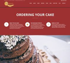 Speak to us about ordering your wedding or celebratory cake Types Of Cakes, Cake Bars, Wedding Cakes, Menu, Yummy Food, Desserts, Wedding Gown Cakes, Menu Board Design, Tailgate Desserts
