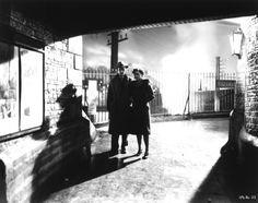 Trevor Howard and Celia Johnson in Brief Encounter (David Lean, Romantic Movies, Most Romantic, Great Films, Good Movies, Trevor Howard, David Lean, Brief Encounter, Light Film, Film Review