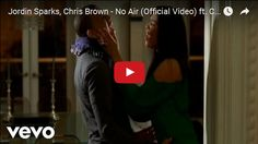 Watch: Jordin Sparks, Chris Brown - No Air ft. Chris Brown See lyrics here: http://chrisbrown-lyrics.blogspot.com/2012/01/no-air-lyrics-chris-brown-feat-jordin.html #lyricsdome