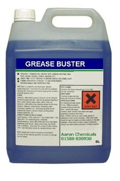 GREASE BUSTER POWERFUL KITCHEN CLEANER & DEGREASER (special price as new to amazon) - http://domesticcleaningsupplies.co.uk/product/grease-buster-powerful-kitchen-cleaner-degreaser-special-price-as-new-to-amazon/