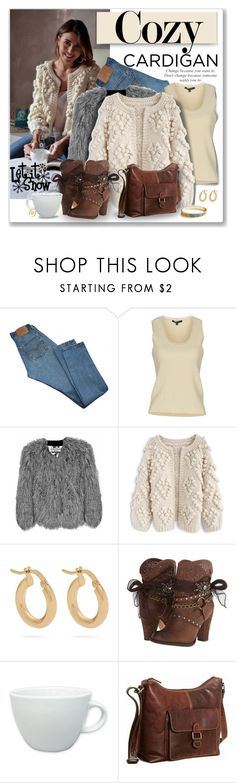 """It's Still Winter . . . ."" by lois-boyce-flack ❤ liked on Polyvore featuring Levi's, Gucci, Florence Bridge, Chicwish, Anissa Kermiche, Not Rated and Room Essentials"