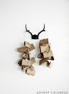 advent calendar DIY by AMM blog, via Flickr