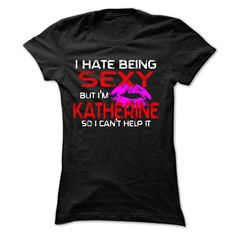 Funny shirt for KATHERINE #sunfrogshirt #name #1975